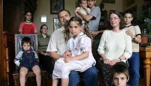 В России возродят семейные ценности