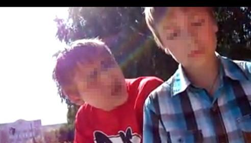 Скриншот с видеоролика