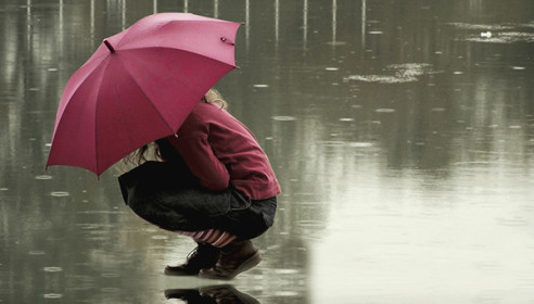Дожди в Тамбове