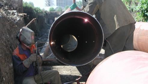 Отключение горячей воды в августе в Тамбове, лето 2013