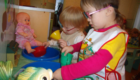 Инклюзивное образование в детских садах Тамбова