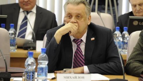 Депутат Законодательного собрания Забайкальского края Александр Михайлов