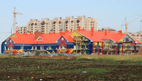 """Новый детский сад """"Подсолнух"""" в Уютном - Тамбов"""