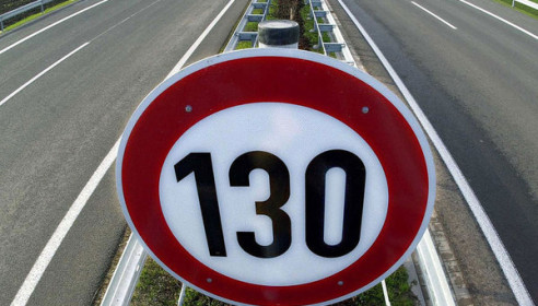Скоростной режим в России на автомагистралях