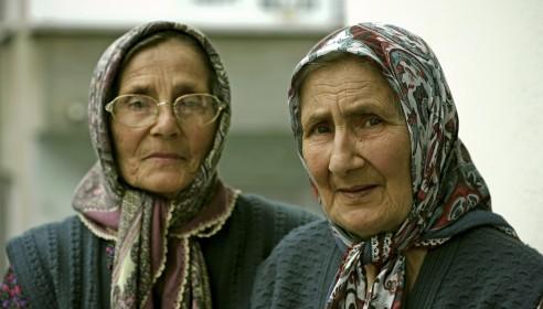 Тамбовские пенсионеры