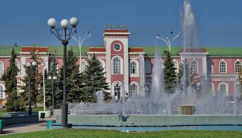 Тамбовский железнодорожный вокзал реконструируют за 250 млн рублей