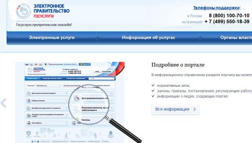 Россиян научат пользоваться электронным госуслугами
