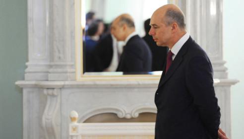 Антон Силуанов. Фото РИА Новости.