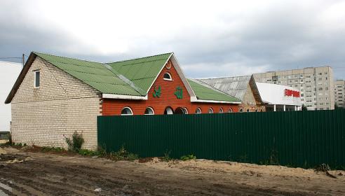 Молельный дом в Тамбове на Рылеева