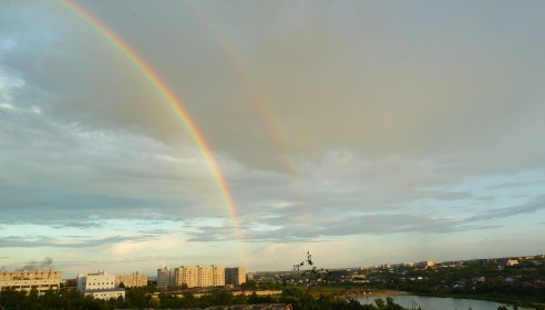Погода в Тамбове. Фото vk.com