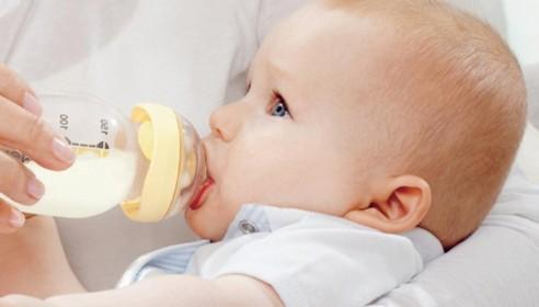 Козье молоко в питании детей