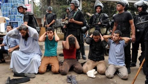 Каир 14 августа 2013 года. Фото ИТАР-ТАСС