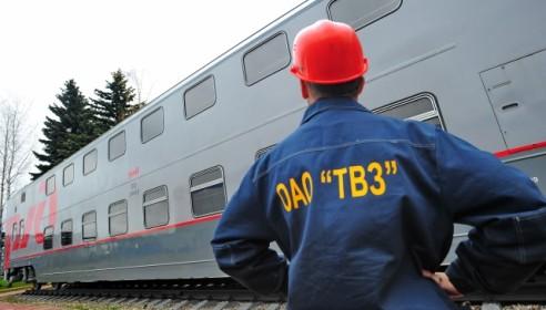 РЖД запустит двухэтажный поезд уже в 2013 году. Фото ИТАР-ТАСС