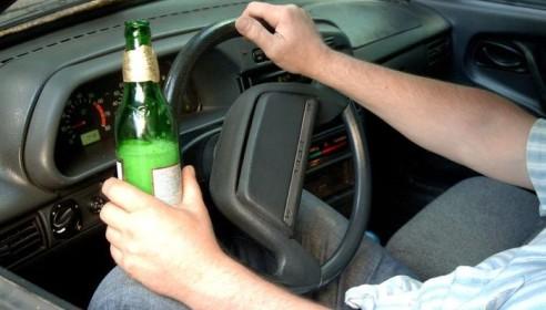 Пьяных за рулем начнут сажать с нового года