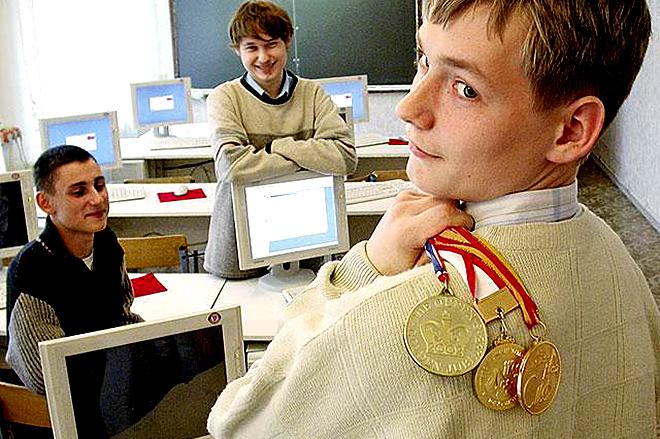 Список лучших школ Тамбова - 2013