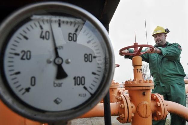 Поставки газа в Белороссию