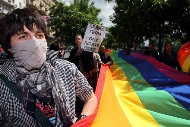 Гей-активисты