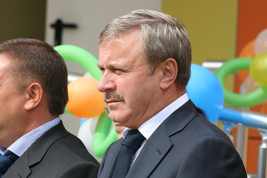 Глава администрации города Александр Бобров