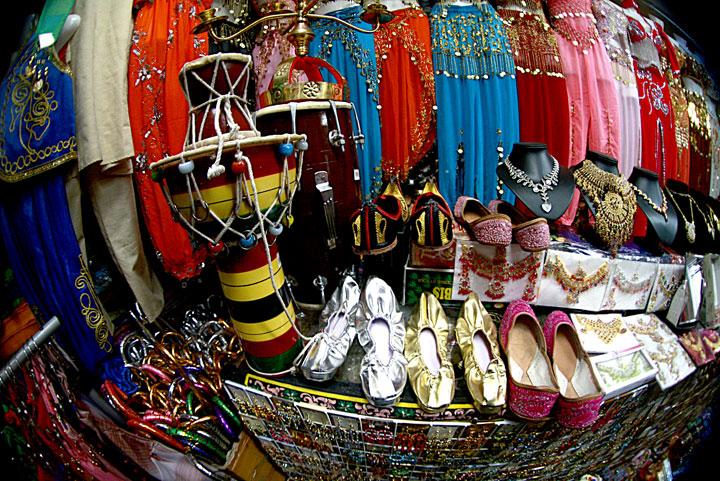 Индийский базар в Тамбове