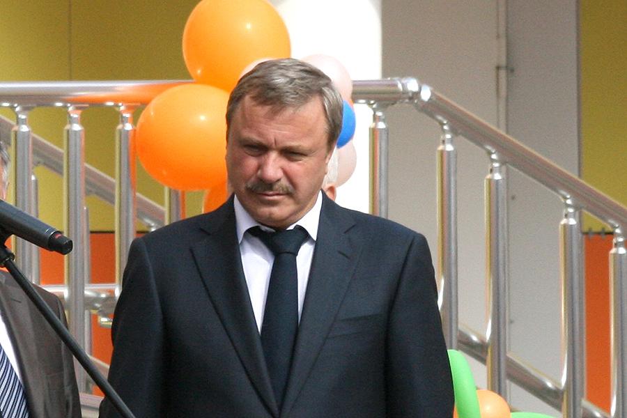 Александр Бобров, глава администрации Тамбова