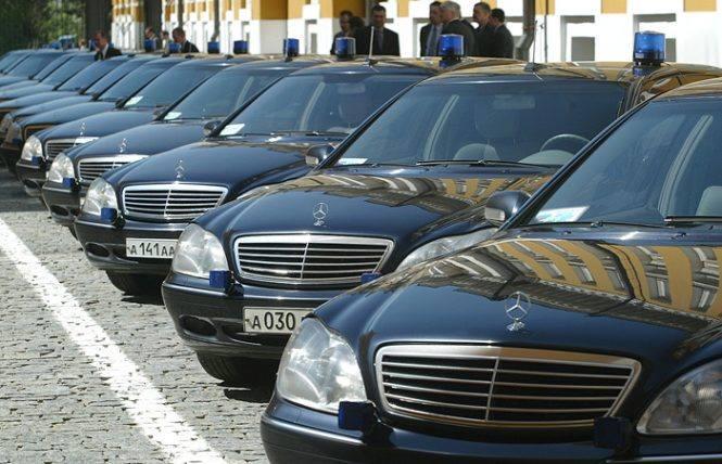 Авто для чиновников