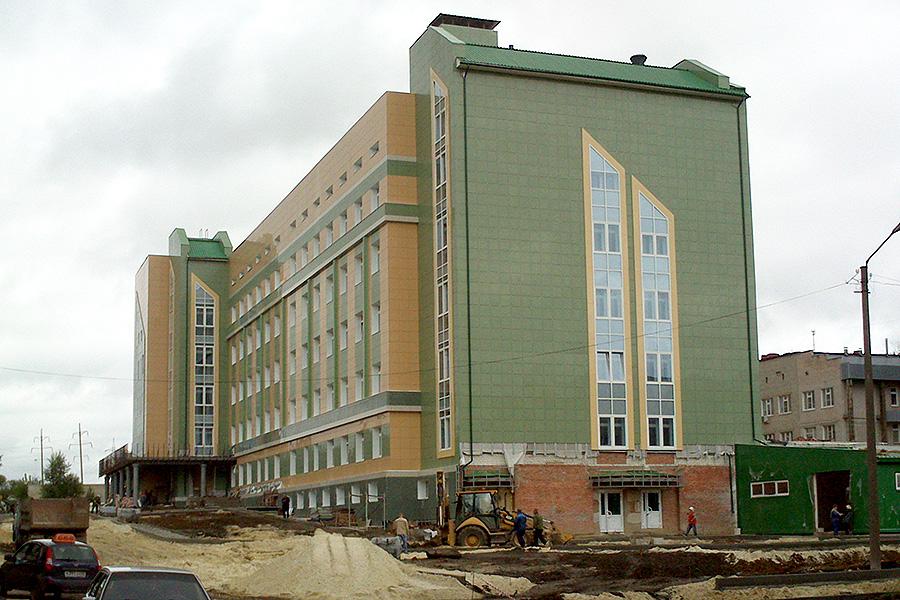 Хирургический комплекс на Рылеева