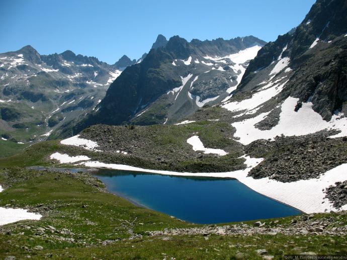 Развитие туризма на Кавказе