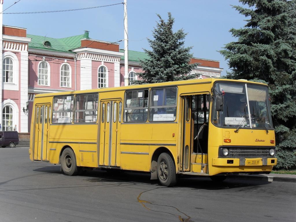 Автобусы в Тамбове