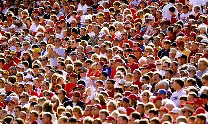 Население Земли стремительно растет