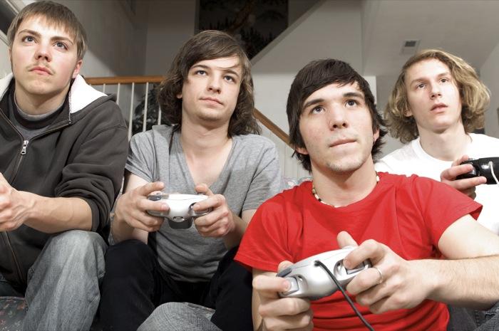 Патриотические видеоигры