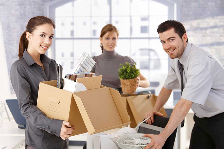 Как быстро организовать офисный переезд