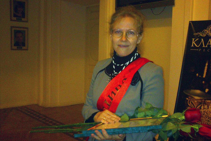Учитель года - 2013 в Тамбове, Алена Серегина