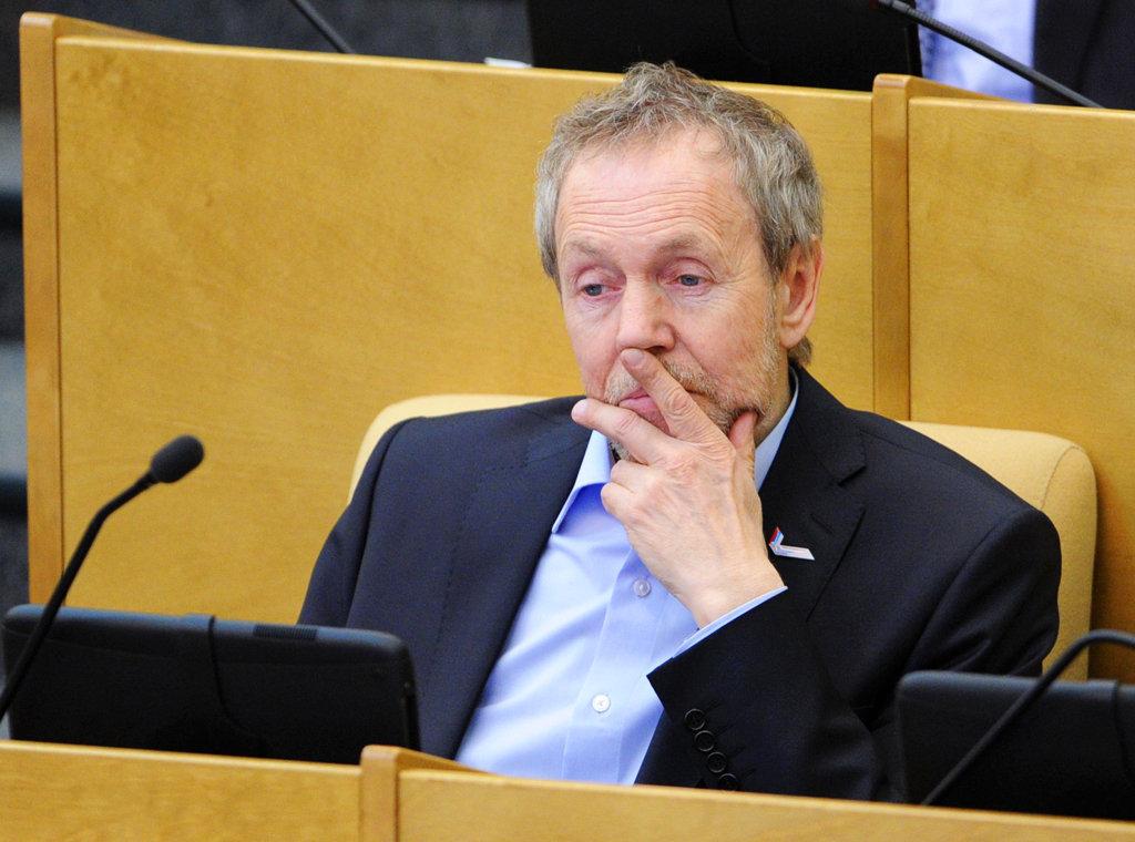 Депутат Госдумы Валерий Трапезников