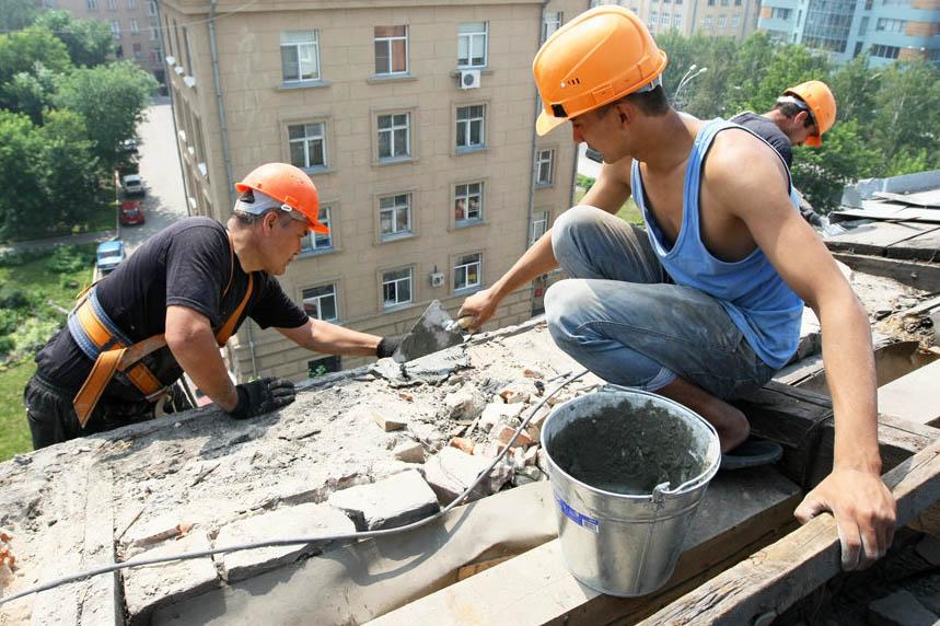 Капитальный ремонт многоквартирых домов