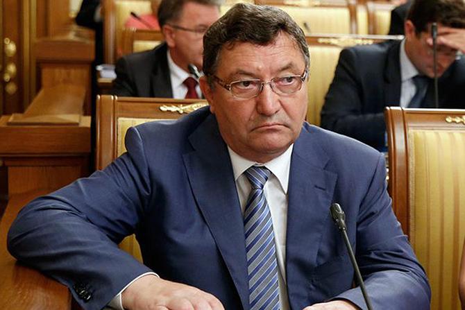 Олег Бетин, губернатор Тамбовской области