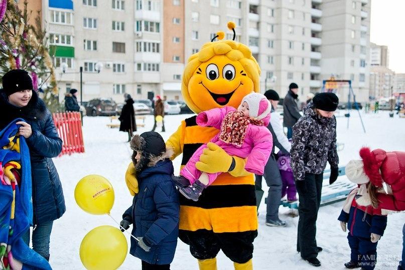 Старый Новый год в Московском