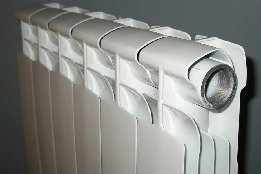 Обзор алюминиевых радиаторов