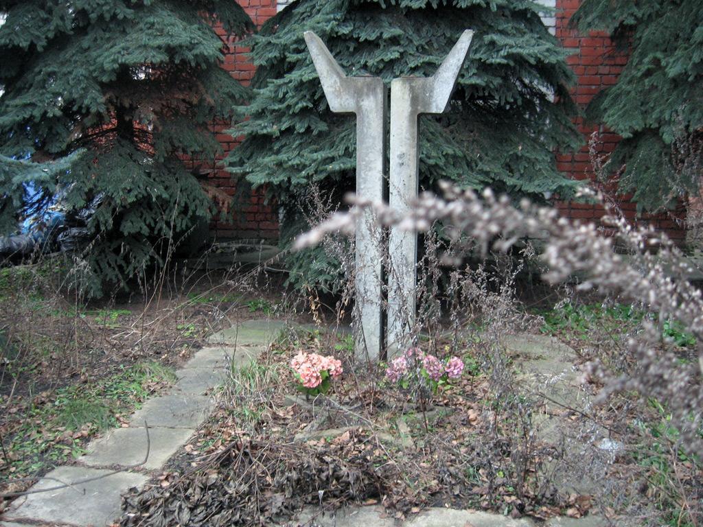 Памятник тамбовским водителям, погибшим в годы Великой Отечественной войны