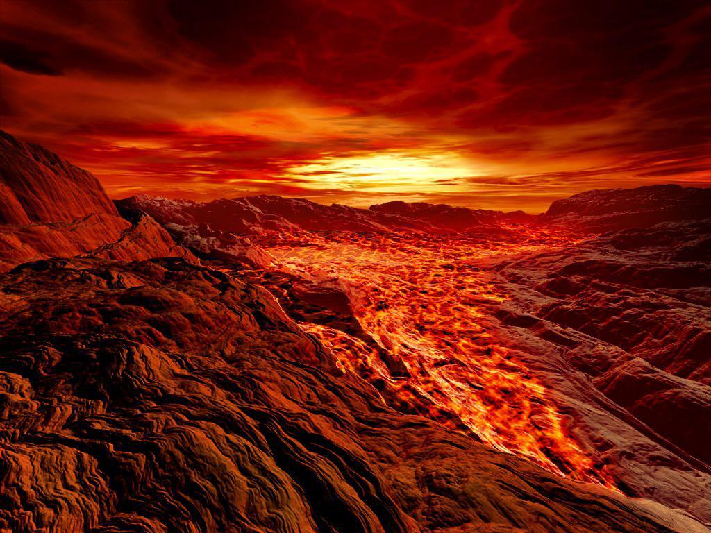 Кислотное облако погубит Землю - правда или ложь