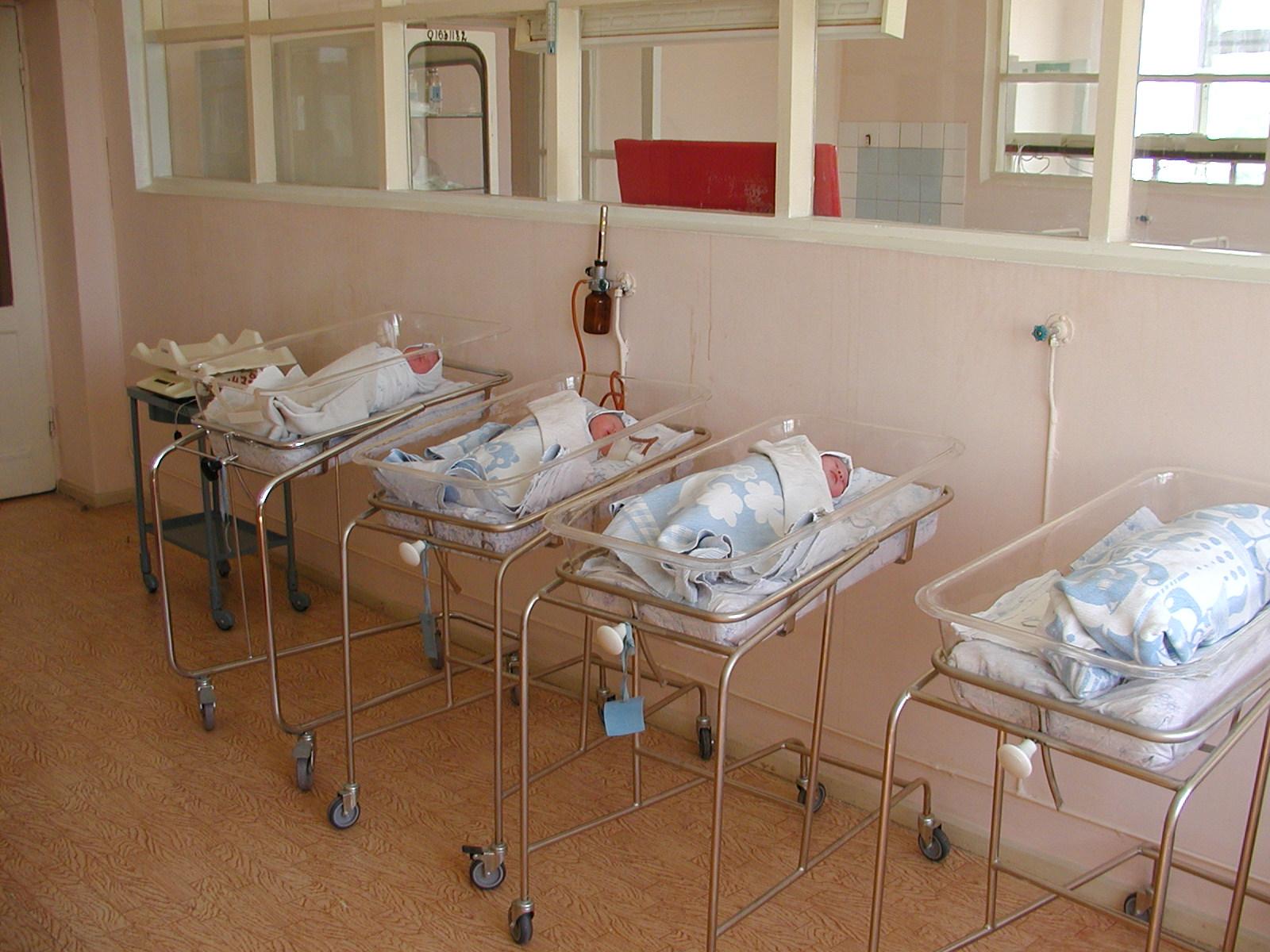 Рост детской смертности в Тамбове