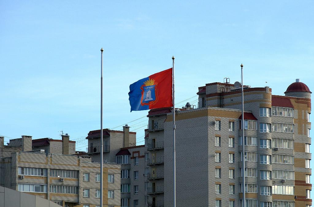 Многоэтажки Тамбова. Фото В. Якимов.