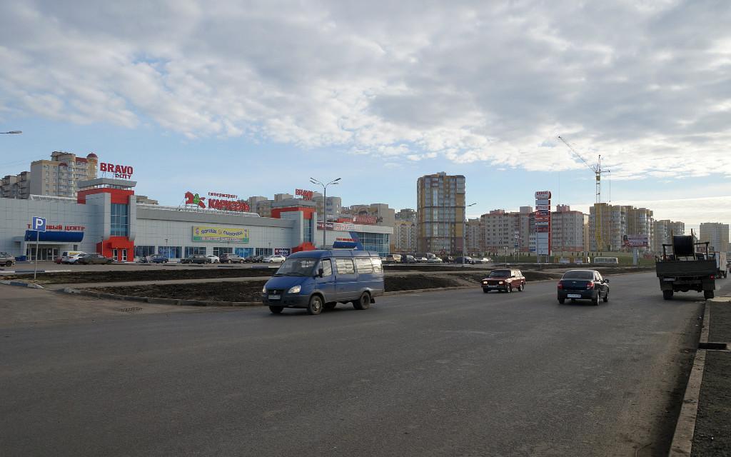 Улица Мичуринская