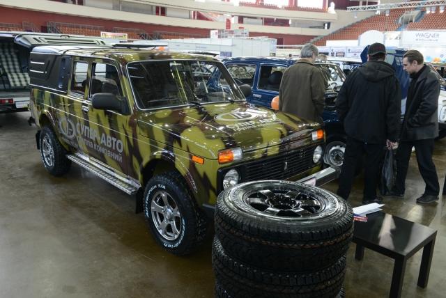 Выставка авто