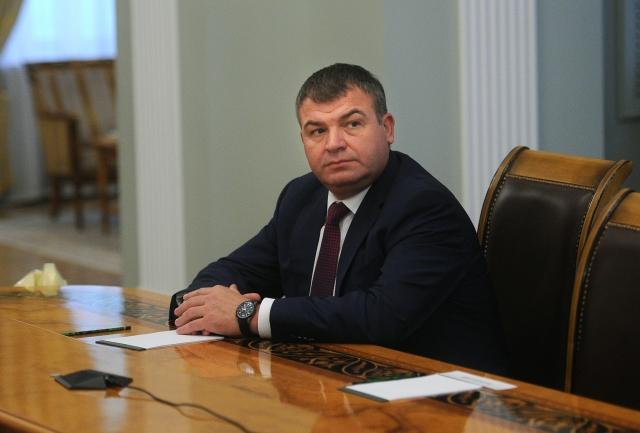 Анатолий Сердюков. Фото ИТАР-ТАСС