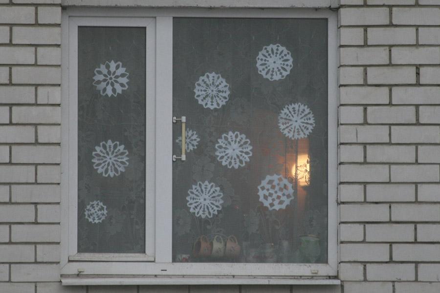Окно на Победы