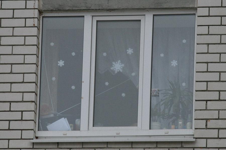 Окно в доме на Глазкова