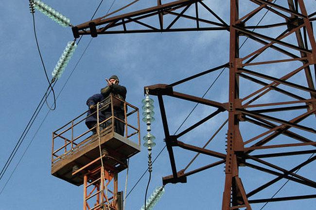 Строительство электросетей