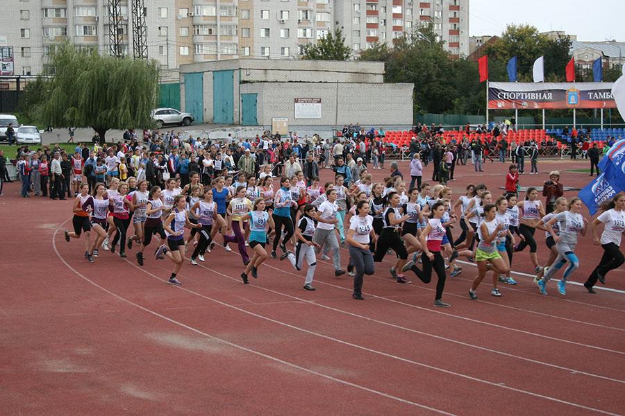 Стадион Спартак - Тамбов