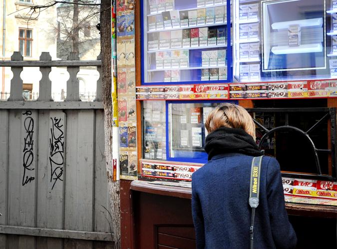С 1 января сигареты в России подорожают на 20%. Фото Ридус.ру