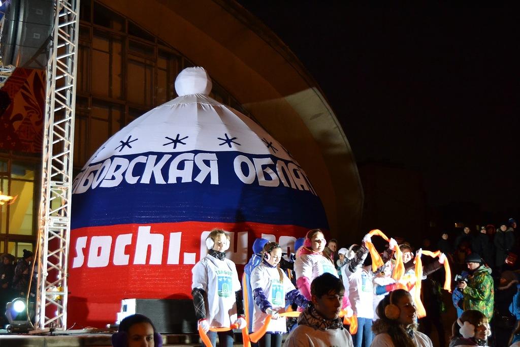 Шапка-чемпионка в Тамбове. Фото stancoy.livejournal.com
